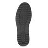 Hnědá pánská kotníčková obuv s prošitím bata-red-label, hnědá, 891-4606 - 18