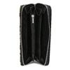 Černá dámská peněženka se vzorem bata, vícebarevné, 941-0622 - 15