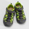 Sandály v outdoorovém stylu mini-b, šedá, 461-2616 - 16