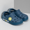 Modré nazouváky chlapecké coqui, modrá, 372-9663 - 26