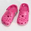 Dětské nazouváky dívčí coqui, růžová, 372-5604 - 16