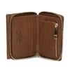 Hnědá dámská kožená peněženka bata, hnědá, 944-3614 - 15