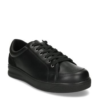 Pánská zdravotní obuv černá medi, černá, 854-6605 - 13