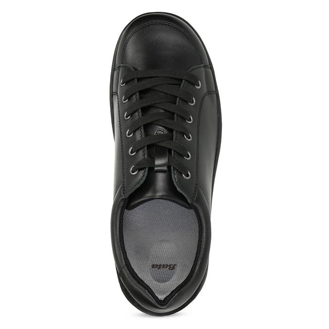 Pánská zdravotní obuv černá medi, černá, 854-6605 - 17