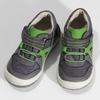 Šedá dětská kotníčková obuv bubblegummers, šedá, 111-2634 - 16