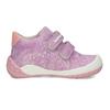 Dětská fialová kotníčková obuv bubblegummers, fialová, 121-5625 - 19