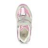 Růžové dětské tenisky se stříbrnými detaily mini-b, růžová, 221-5623 - 17