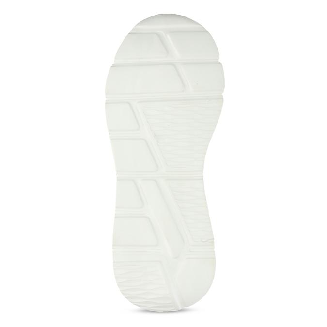Dámské tenisky v Chunky stylu se vzorem bata, bílá, 541-1609 - 18