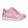 Růžové dětské tenisky se zipem bubblegummers, růžová, 121-5627 - 19