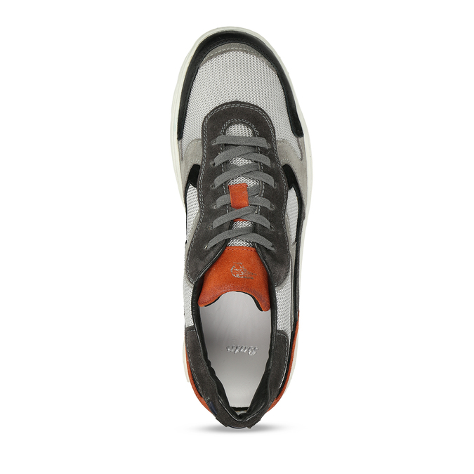 Pánské Chunky tenisky šedé bata, šedá, 846-2601 - 17