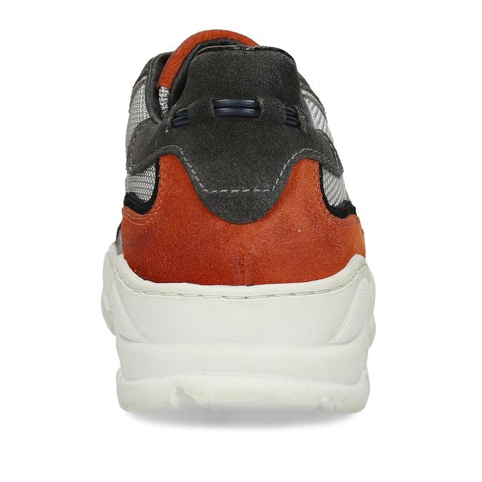 Pánské Chunky tenisky šedé bata, šedá, 846-2601 - 15