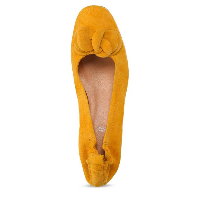 6238603 bata, žlutá, 623-8603 - 17