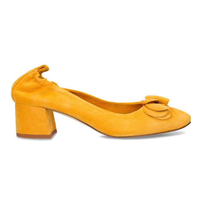 6238603 bata, žlutá, 623-8603 - 19