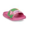 Růžové dětské nazouváky s plameňákem bubblegummers, růžová, 372-5600 - 13