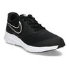 Černé chlapecké sportovní tenisky nike, černá, 401-6301 - 13