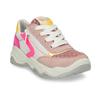 Dětské tenisky s růžovými a neonovými detaily mini-b, růžová, 429-5623 - 13