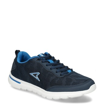 Modré chlapecké sportovní tenisky power, modrá, 409-9532 - 13