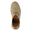 Béžová pánská kožená kotníková obuv weinbrenner-nature, béžová, 829-8618 - 17