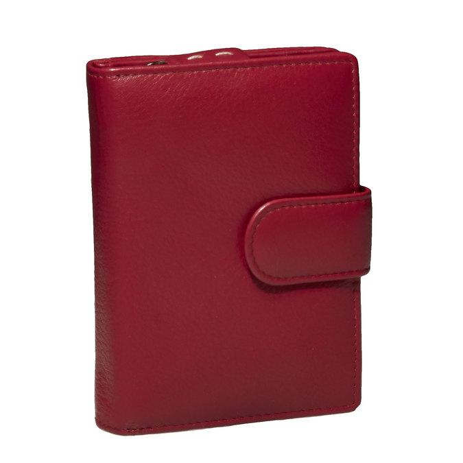 Dámská kožená peněženka bata, 2019-944-5517 - 13