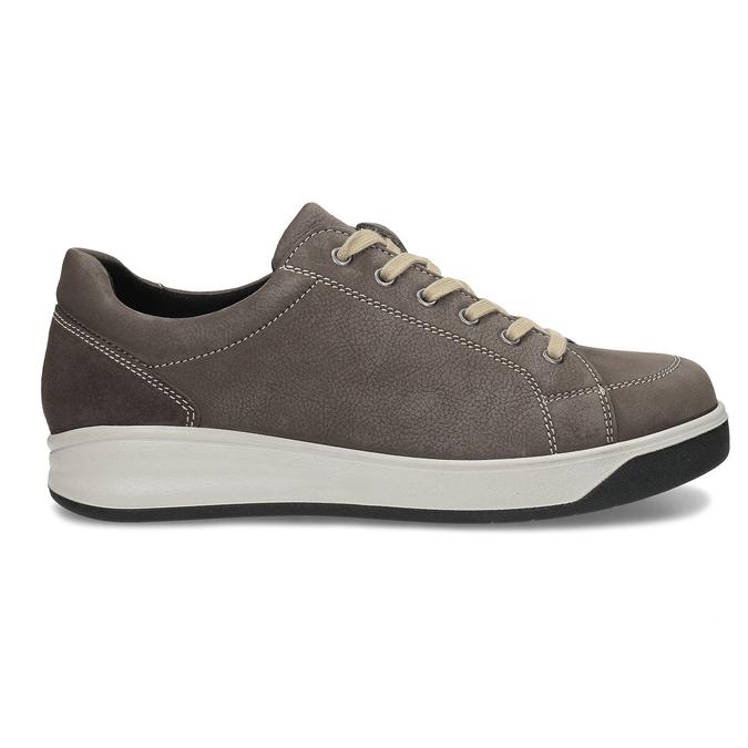 Pánská zdravotní obuv medi, hnědá, 856-4606 - 19
