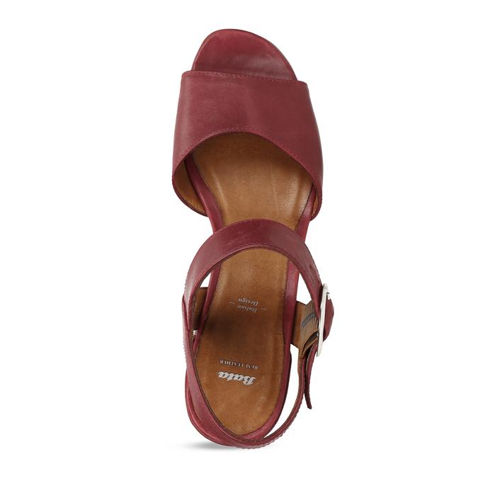 6645601 bata, červená, 664-5601 - 17