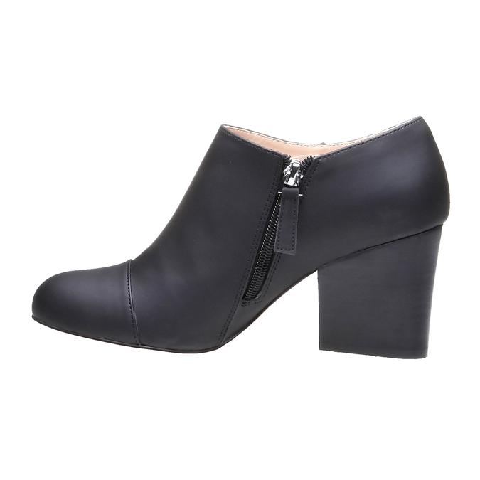 Chic obuv na masivním podpatku bata, 2018-791-6187 - 15