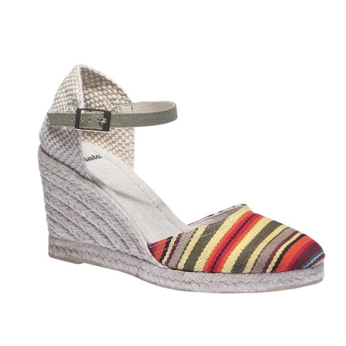 Alice - letní sandály na platformě bata, 2019-759-0114 - 13