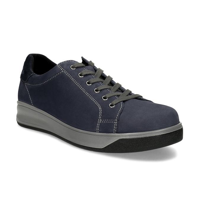Pánská zdravotní obuv medi, modrá, 856-9607 - 13
