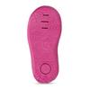 Dívčí papučky s růžovou podešví mini-b, modrá, 179-9605 - 18