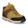 Dětská kotníková obuv v hnědé barvě bubblegummers, hnědá, 111-4611 - 13