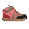 Dětská kotníková obuv v hnědorůžové barvě bubblegummers, růžová, 121-5611 - 19