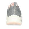 Šedé dámské sportovní tenisky skechers, šedá, 509-2172 - 15