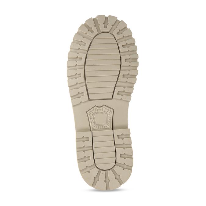 Růžová dívčí kotníková obuv s hvězdičkami mini-b, růžová, 221-5611 - 18