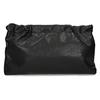 Černá dámská koženková kabelka bata, černá, 961-6272 - 26
