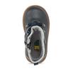 Dětská kožená kotníková obuv bubblegummers, modrá, 114-9725 - 17