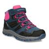 Modro-růžová dívčí obuv v outdoorovém stylu weinbrenner, modrá, 429-9621 - 13