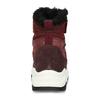 DÍVČÍ SNĚHULE ČERVENÉ KOŽENÉ NA SUCHÝ ZIP mini-b, červená, 423-5613 - 15