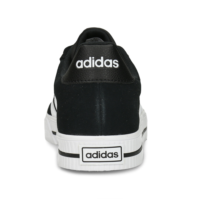 Kožené pánské tenisky adidas, černá, 803-6372 - 15