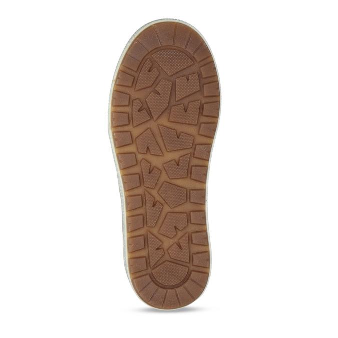 Chlapecká hnědá zimní obuv mini-b, hnědá, 311-4602 - 18