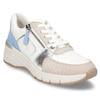 Dámské Chunky tenisky se zipem bata-light, vícebarevné, 521-0600 - 13