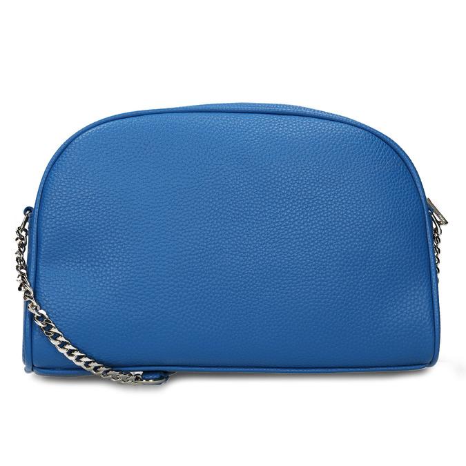 Modrá dámská kabelka bata, modrá, 961-9612 - 16