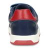 Modré dětské tenisky na suchý zip mini-b, modrá, 311-9602 - 15