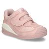 Růžové dívčí tenisky na suchý zip bubblegummers, růžová, 121-5602 - 13