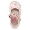 Růžové dívčí sandály na suchý zip bubblegummers, růžová, 121-5600 - 17