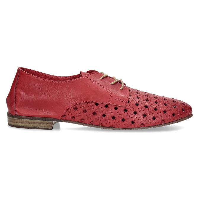 5265605 bata, červená, 526-5605 - 19