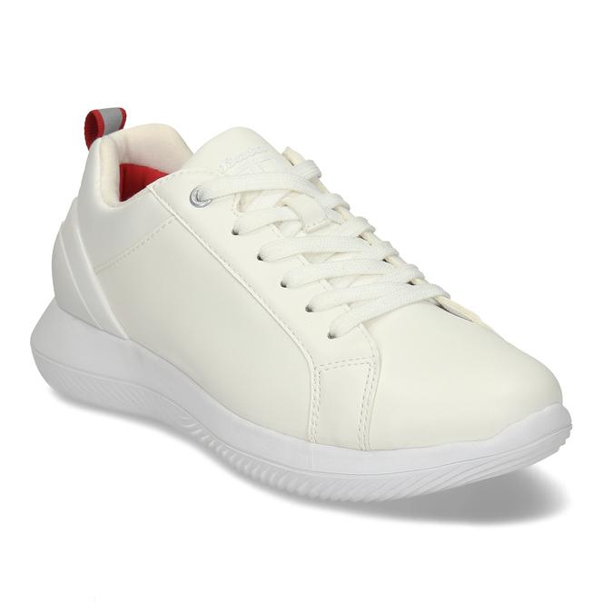 Bílé dámské tenisky bata, bílá, 541-1622 - 13
