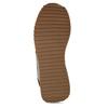 Černé dámské kožené sneakersky napapijri, černá, 543-6602 - 18