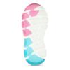 Dívčí tenisky s blikající podešví bubblegummers, vícebarevné, 329-9600 - 18