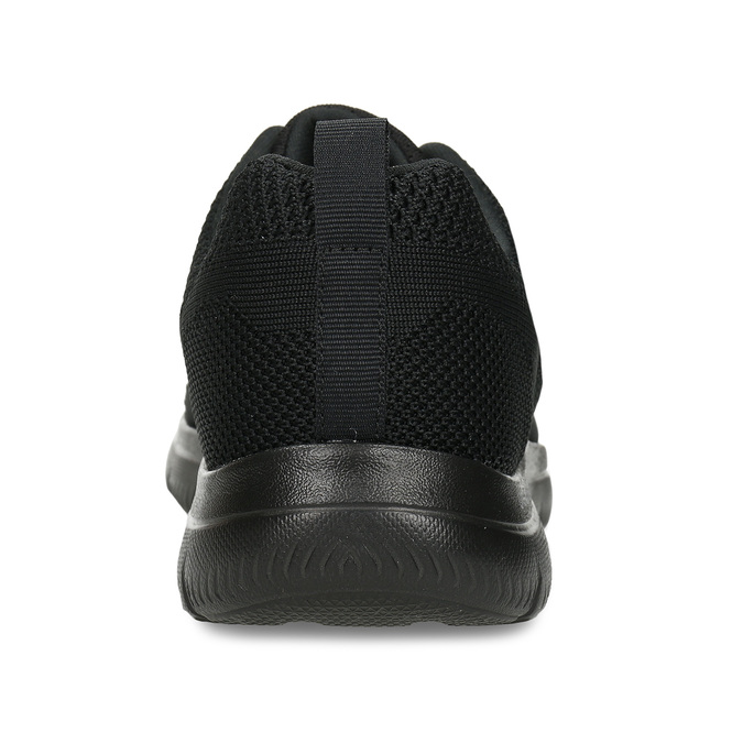Černé pánské sportovní tenisky skechers, černá, 809-6273 - 15