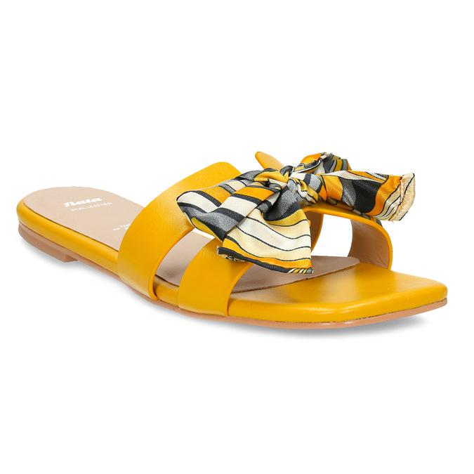 5518600 bata, žlutá, 551-8600 - 13